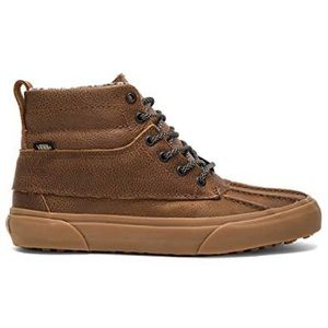 VANS Leather Del Pato MTE Sk8-Hi California NEW